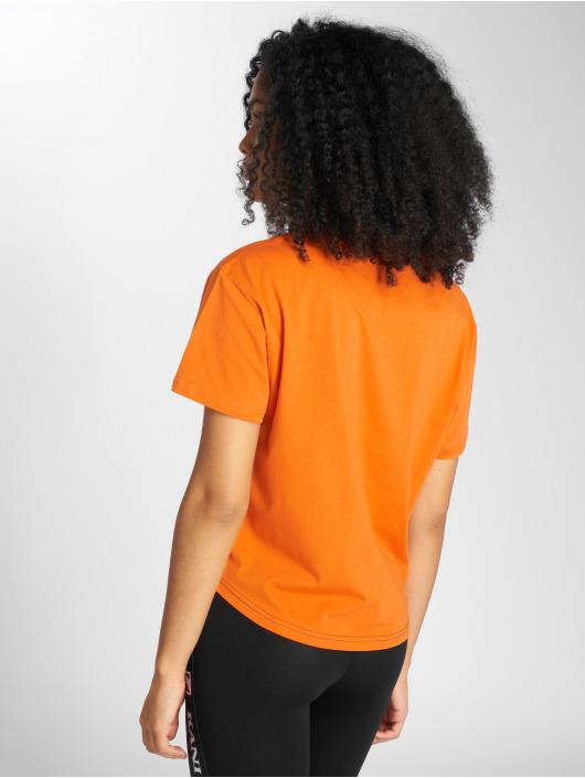 Karl Kani T-Shirt Block orange