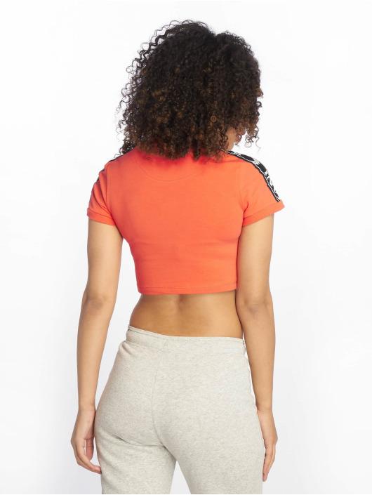 Karl Kani t-shirt Og oranje
