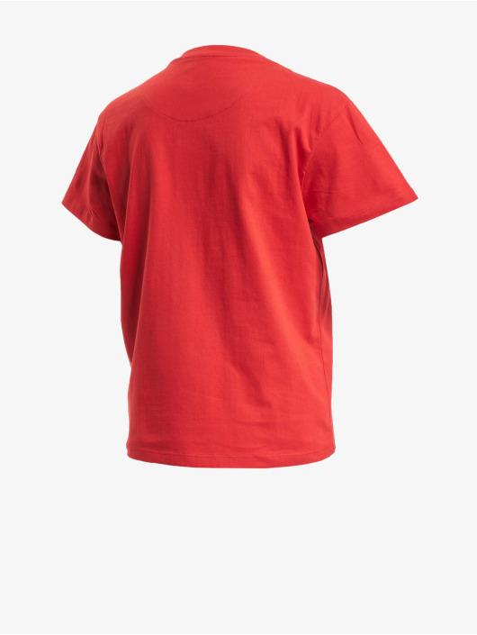 Karl Kani t-shirt Kk Signature rood
