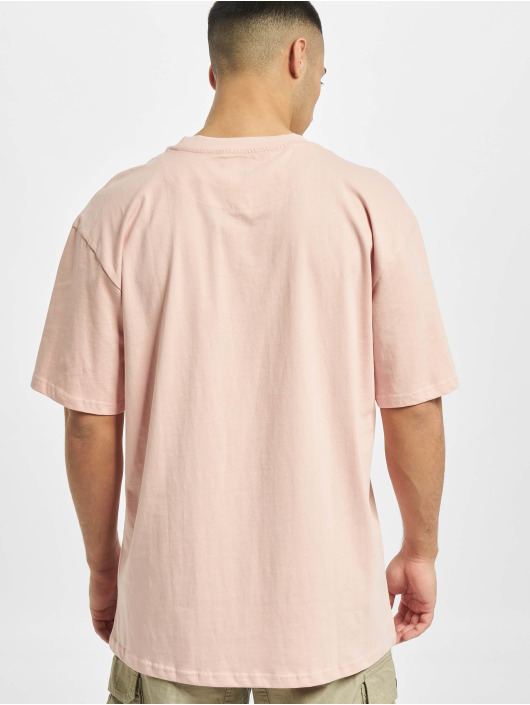 Karl Kani T-Shirt Small Signature rosa