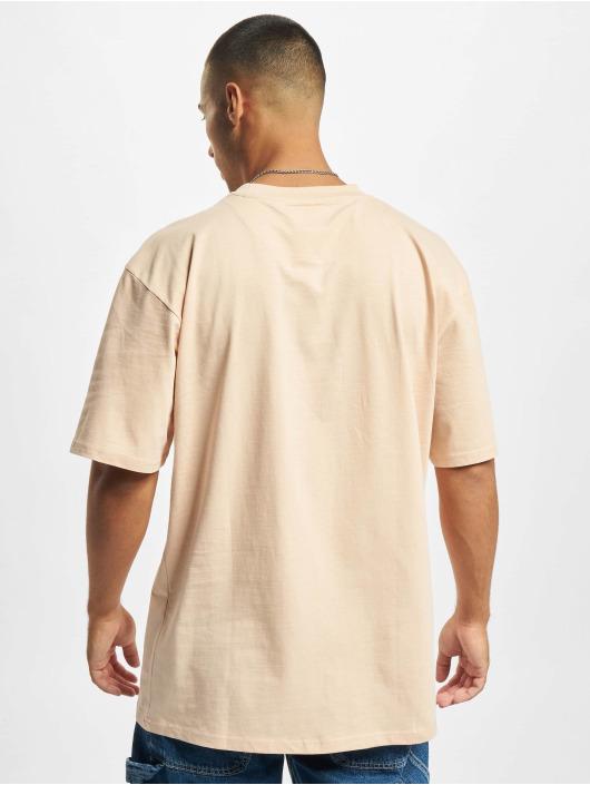 Karl Kani T-Shirt Small Signature rosa