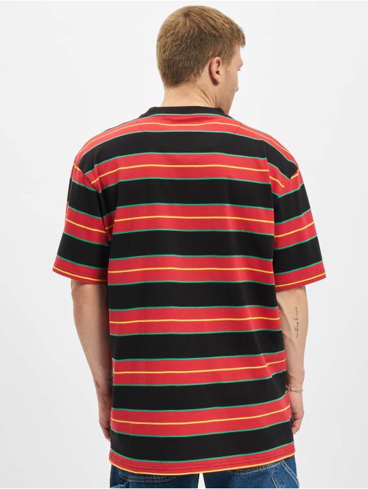 Karl Kani T-Shirt Originals Stripe rouge