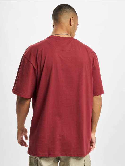 Karl Kani T-Shirt Small Signature rouge