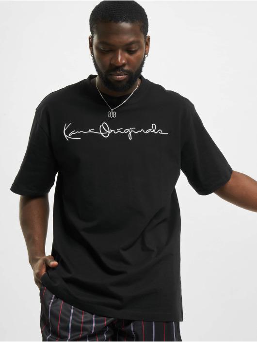 Karl Kani T-Shirt Originals schwarz