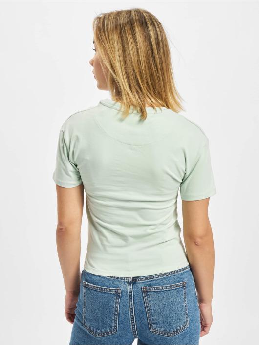 Karl Kani T-shirt Short verde
