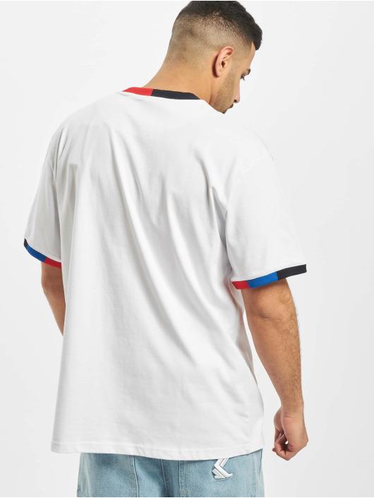 Karl Kani T-Shirt Kk Small Signature Block Rib white