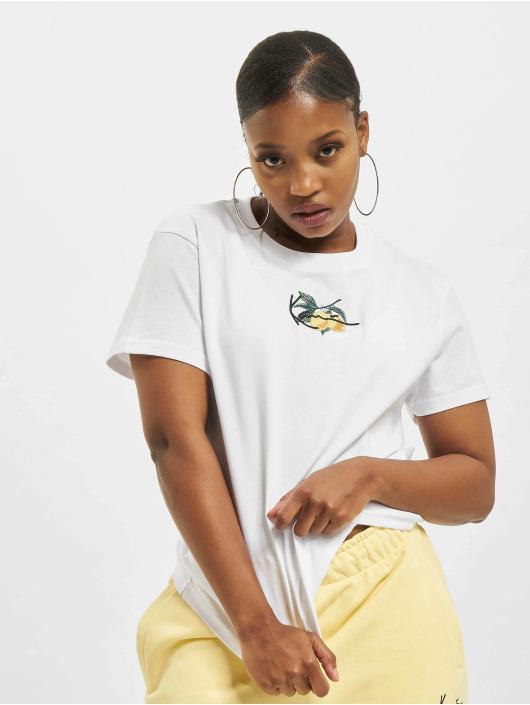 Karl Kani T-Shirt Small Signature white