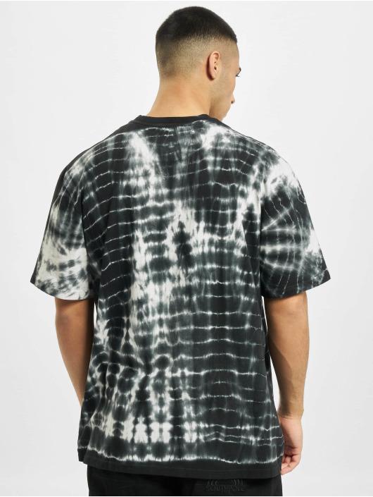 Karl Kani t-shirt Signature Kkj Tie wit