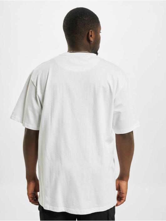 Karl Kani t-shirt Signature Kkj wit