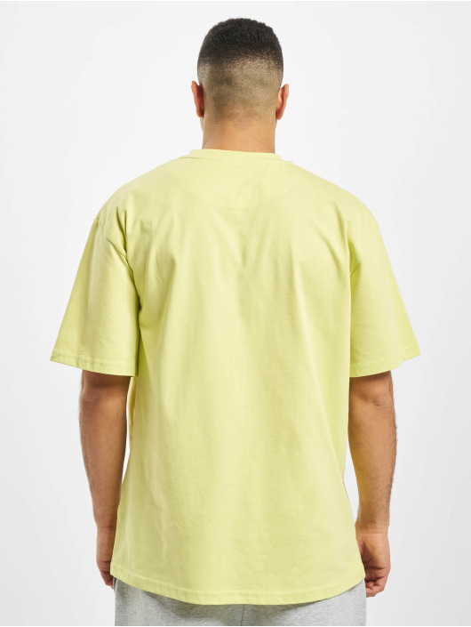 Karl Kani T-Shirt Small Signatur yellow