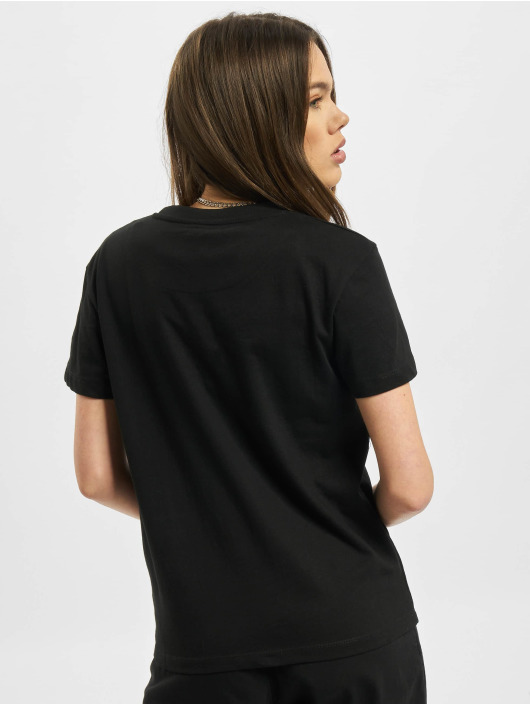 Karl Kani t-shirt Signature Brk zwart
