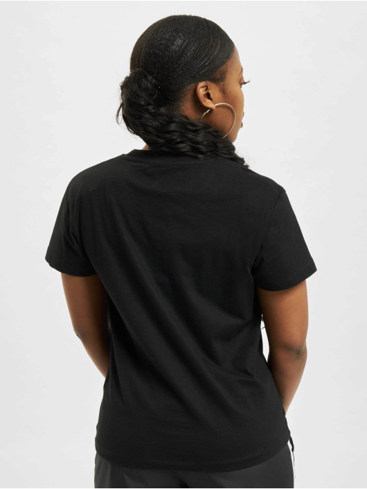 Karl Kani t-shirt Small Signature zwart