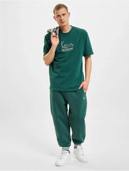 Karl Kani T-shirts Signature Kkj grøn