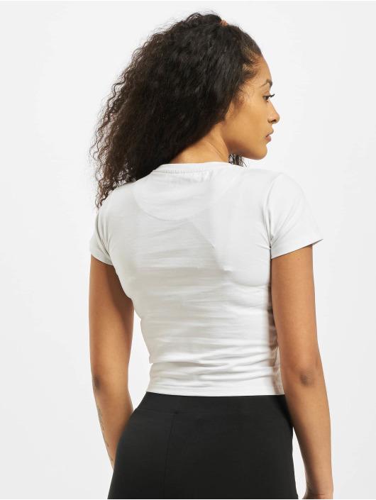 Karl Kani T-shirts Kk Small Signature Short Tall hvid