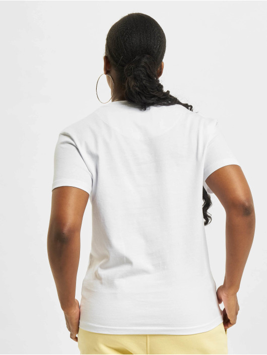 Karl Kani T-shirts Small Signature hvid