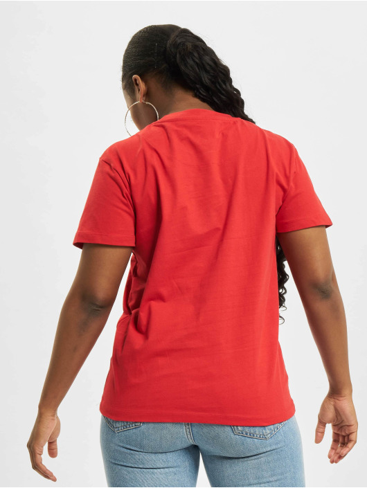Karl Kani T-shirts Small Signature rød