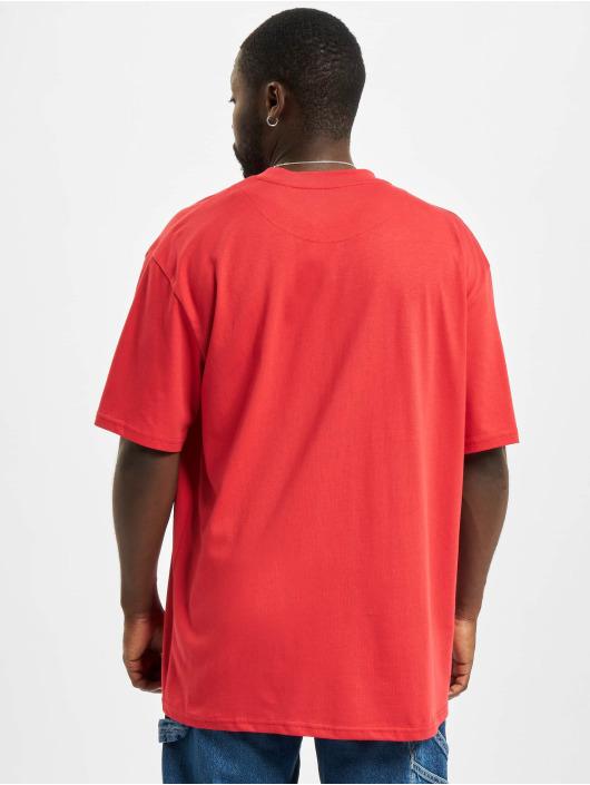 Karl Kani T-shirts Small Signatur rød