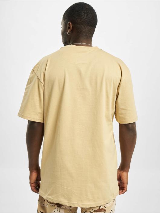 Karl Kani T-Shirty Small Signature bezowy