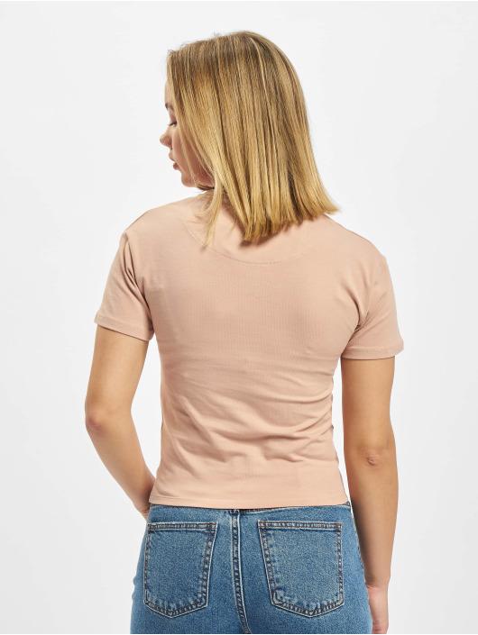 Karl Kani T-Shirty Short bezowy