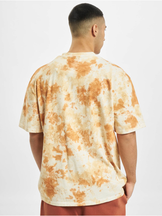 Karl Kani T-Shirty Retro Tie Dye bialy
