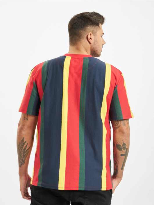 Karl Kani T-Shirty Signature Stripe kolorowy