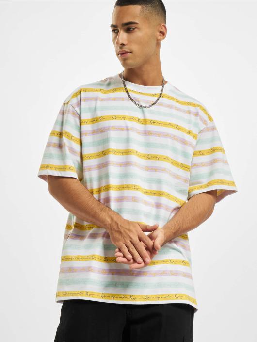 Karl Kani T-Shirty Originals Stripe Tee kolorowy