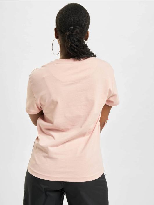 Karl Kani T-Shirty Small Signature rózowy