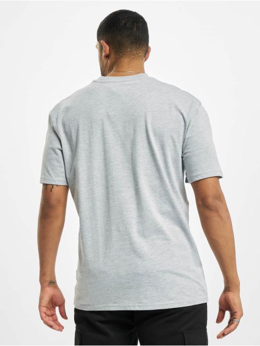 Karl Kani T-skjorter Signature Brk grå