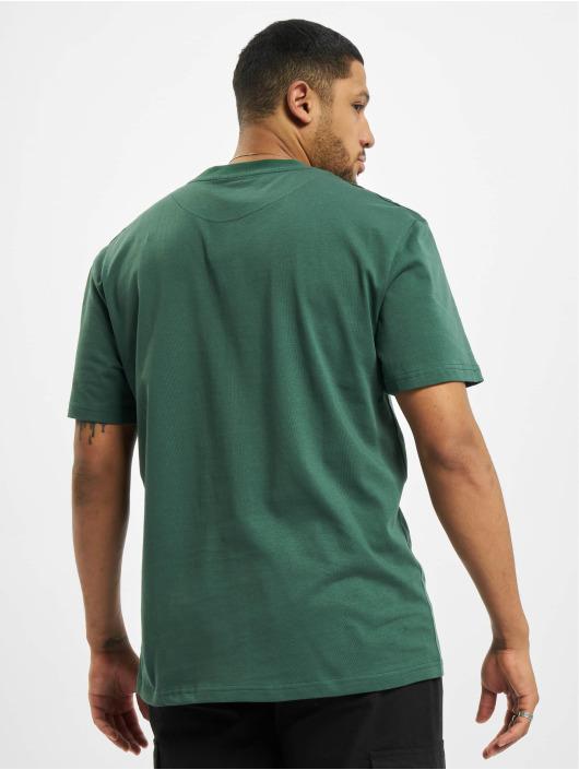 Karl Kani T-skjorter Exclusiv Signature Brk grøn