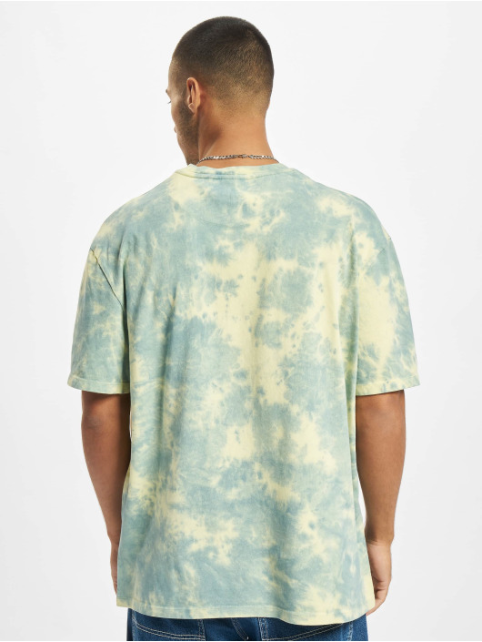Karl Kani T-skjorter Signature gul