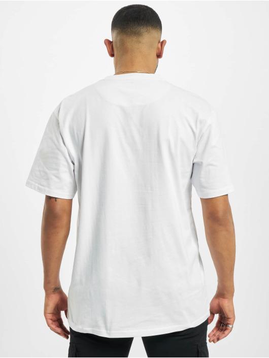 Karl Kani T-skjorter Signature hvit