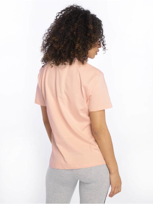 Karl Kani T-skjorter Signature Basic rosa