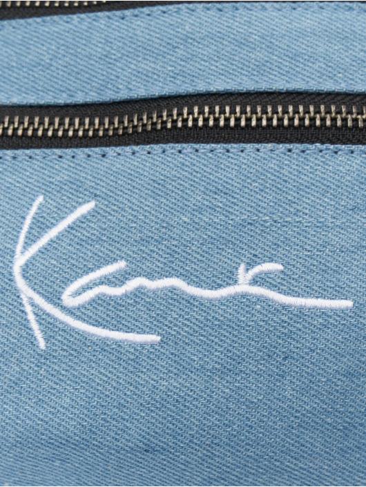 Karl Kani Tasche Signature blau