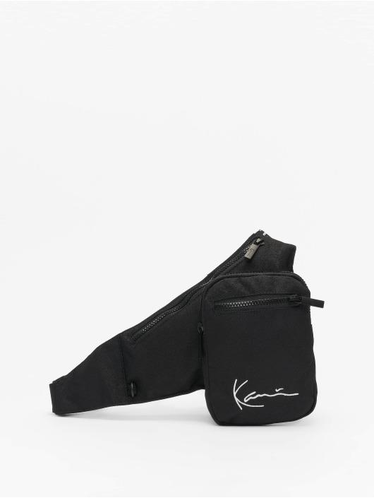 Karl Kani Tasche Signature schwarz