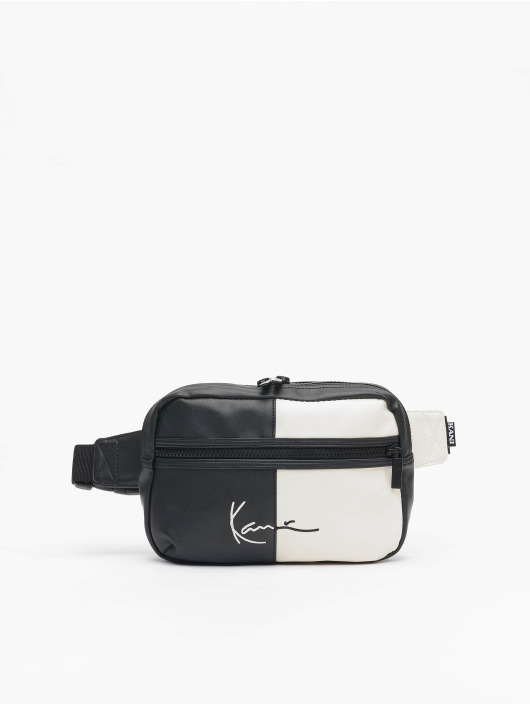 Karl Kani Taske/Sportstaske Signature Block sort