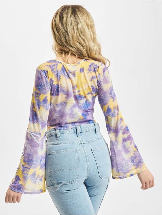 Karl Kani Top Signature Paisley purple