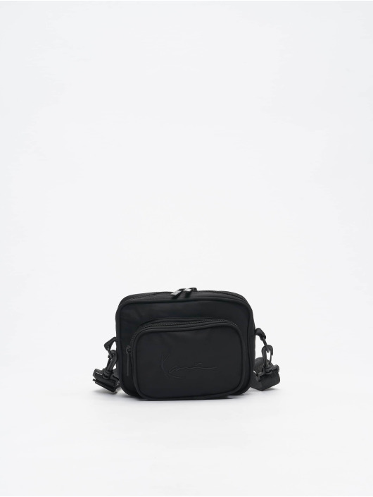 Karl Kani Torby Signature Tape Messenger czarny