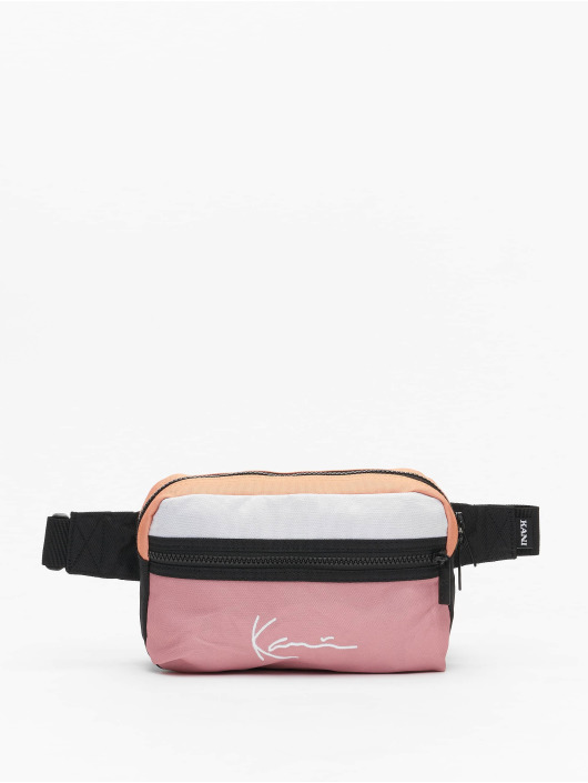 Karl Kani Torby Signature pink