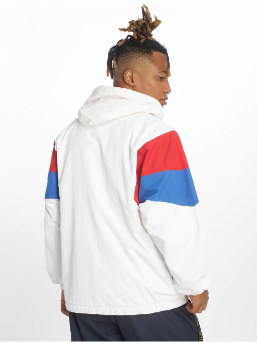 Karl Kani Transitional Jackets Retro Block hvit