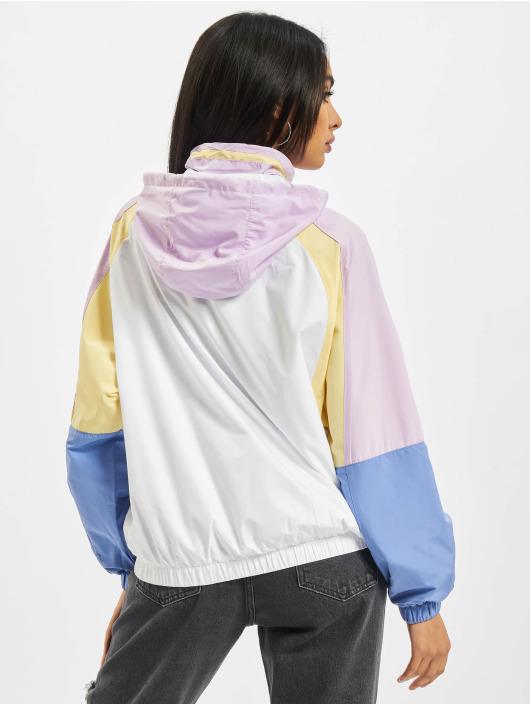Karl Kani Transitional Jackets Signature Block hvit