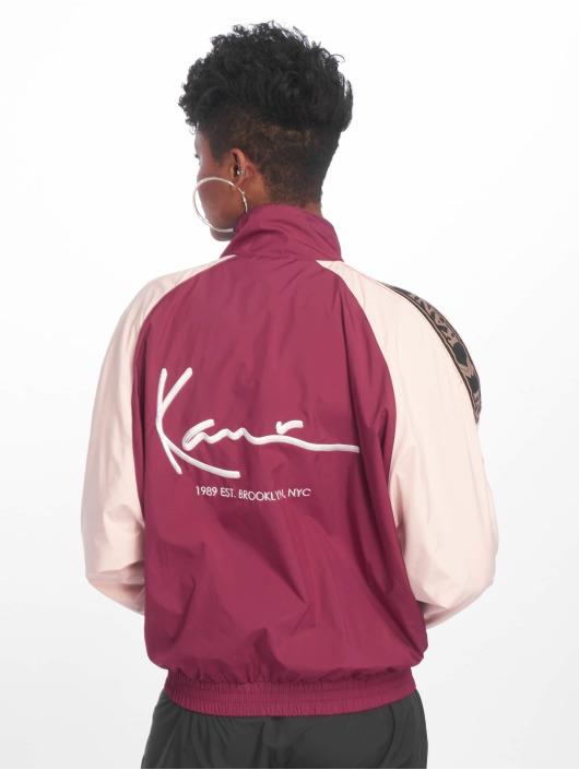 Karl Kani Transitional Jackets Og Block Transition red