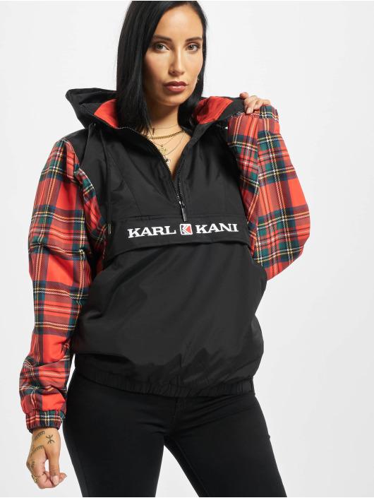 Karl Kani Transitional Jackets Kk Check svart