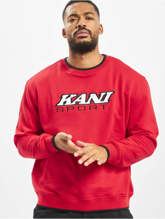 Karl Kani trui Sport rood