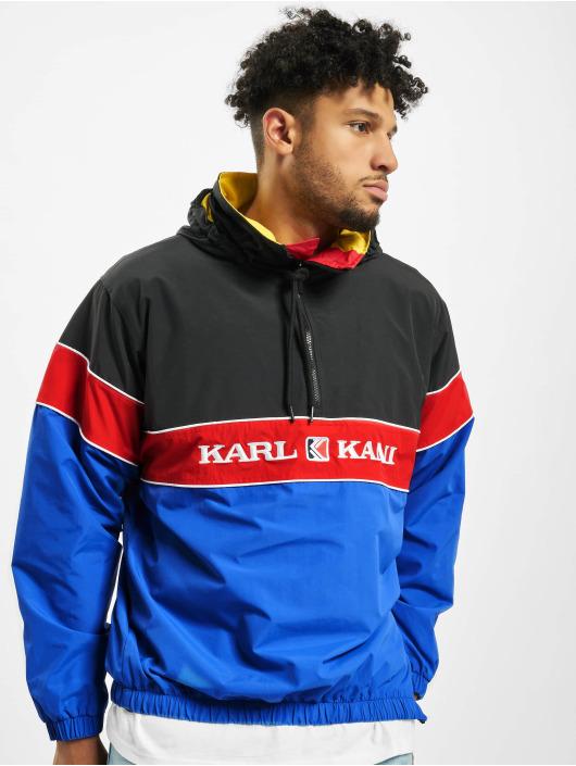 Karl Kani Übergangsjacke Retro Block blau
