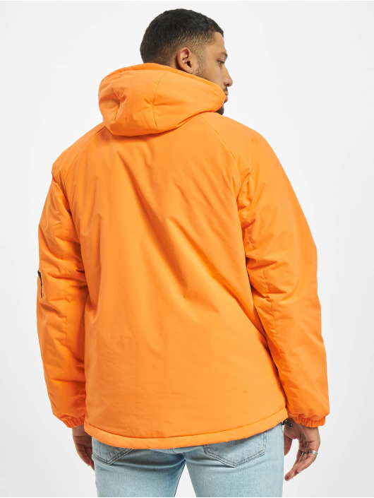Karl Kani Übergangsjacke Kk Signature Padded orange