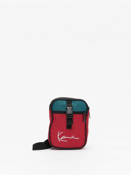 Karl Kani Vesker Signature Block red