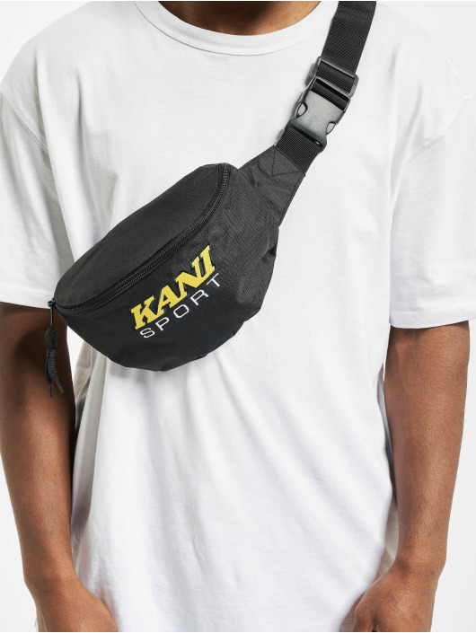 Karl Kani Vesker Sport svart