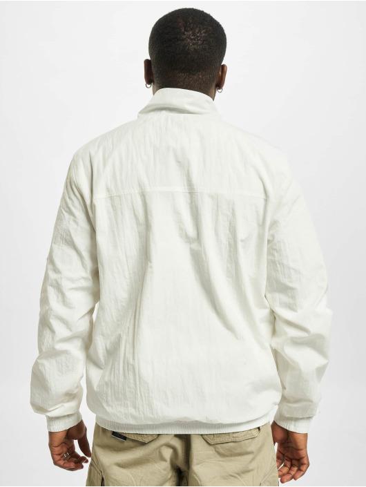 Karl Kani Veste mi-saison légère Signature blanc