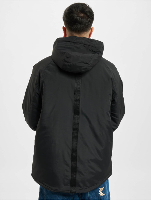 Karl Kani Winter Jacket Kk Signature Padded Utility black