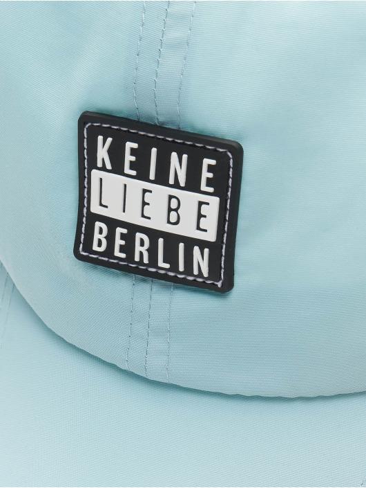 Keine Liebe Кепка с застёжкой Nylon синий